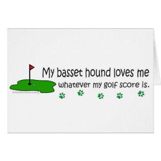 BassetHound Karte