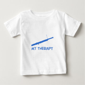 Bassoon meine Therapie Baby T-shirt