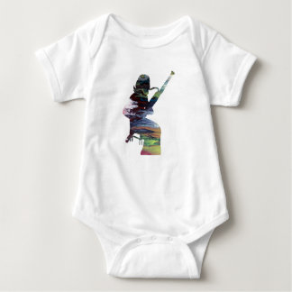 Bassoonkunst Baby Strampler