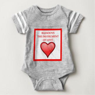 BASSOONS BABY STRAMPLER
