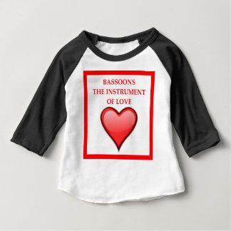 BASSOONS BABY T-SHIRT