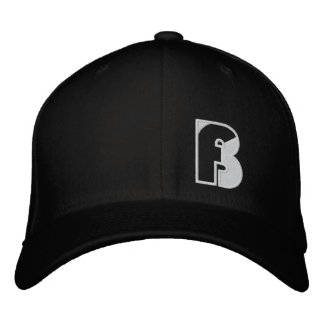 BASStard Fischen-Logo-Hut Bestickte Mützen