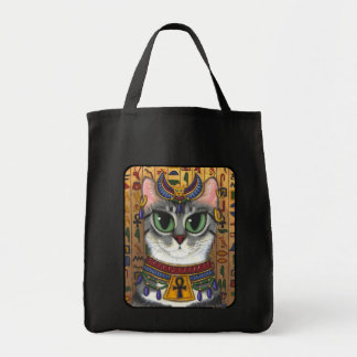 Bast-Göttin-Ägypter Bastet Einkaufstasche