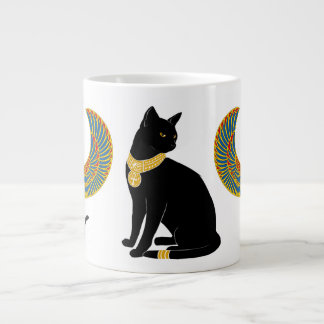 Bastet: Winged Katze von Isis! Jumbo-Tasse