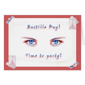 Bastille-TagesParty! Karte