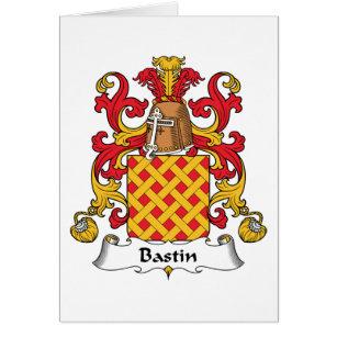 Bastin Familienwappen