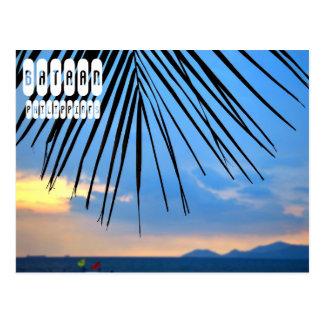 Bataan Postkarte