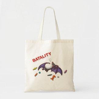 Batality! -Bag- Budget Stoffbeutel
