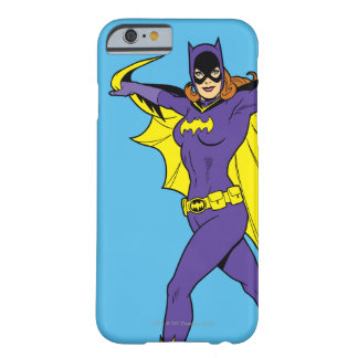 Batgirl Barely There iPhone 6 Hülle