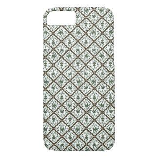 Batik Sido Luhur authentisches klassisches Muster iPhone 8/7 Hülle