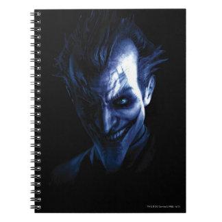 Batman: Arkham Asyl | der Joker im Schatten Notizblock