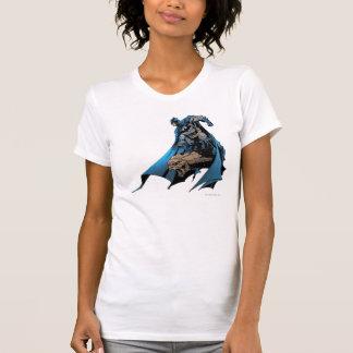 Batman auf Wasserspeier T-Shirt