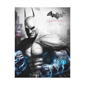 Batman - Blitz Leinwand Drucke