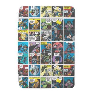 Batman-Comic-Platte 5x5 iPad Mini Hülle