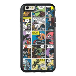 Batman-Comic-Platte 5x5 OtterBox iPhone 6/6s Plus Hülle