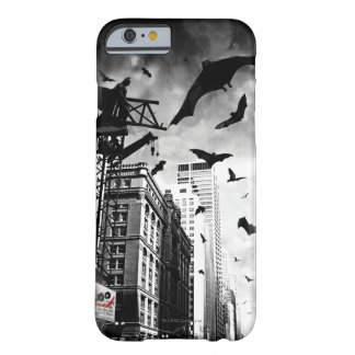 BATMAN-Entwurf Barely There iPhone 6 Hülle