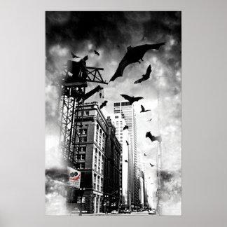 BATMAN-Entwurf Poster