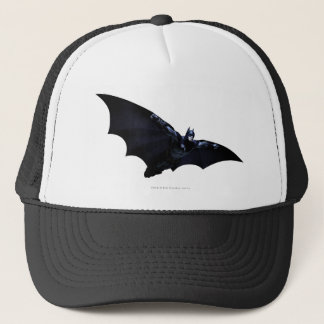 Batman-Flügel-Verbreitung Truckerkappe