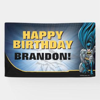 Batman-Geburtstag Banner