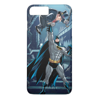 Batman gegen Pinguin iPhone 8 Plus/7 Plus Hülle