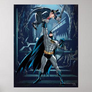 Batman gegen Pinguin Poster