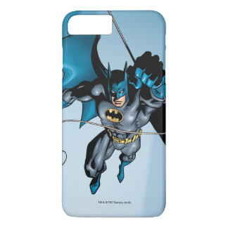 Batman Hyperdrive - 11B iPhone 8 Plus/7 Plus Hülle
