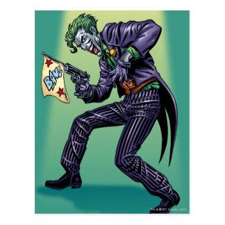 Batman Hyperdrive - 21B Postkarte