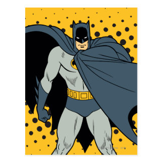 Batman-Kap Postkarten