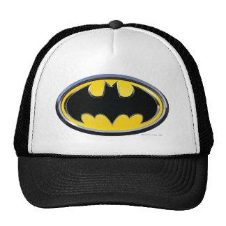 Batman-Klassiker-Logo Baseball Cap