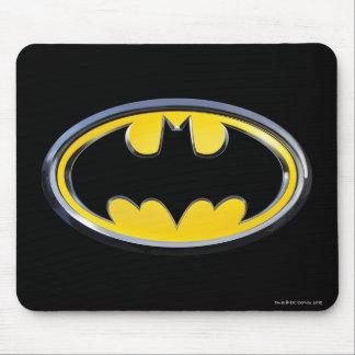 Batman-Klassiker-Logo Mauspads