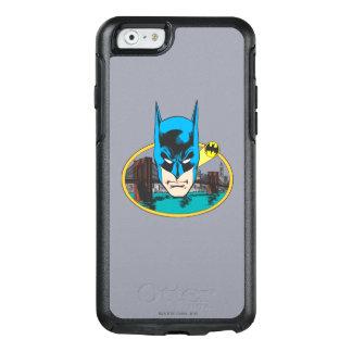 Batman-Kopf 2 OtterBox iPhone 6/6s Hülle