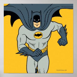 Batman-Laufen Poster