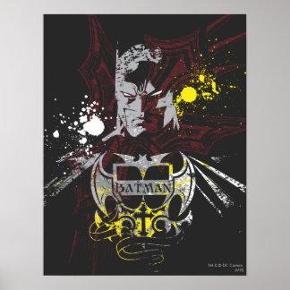 Batman-Legende Poster