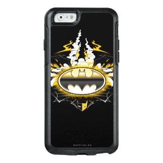 Batman-Logo mit Autos OtterBox iPhone 6/6s Hülle