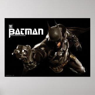 Batman mit Batclaw Poster
