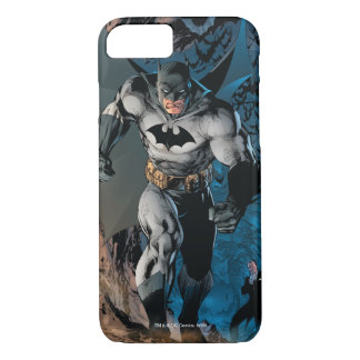 Batman-Schritt iPhone 8/7 Hülle