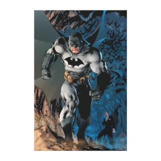 Batman-Schritt Leinwand Drucke