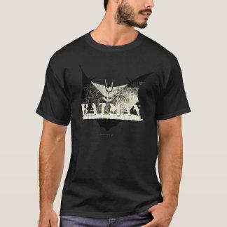 Batman-Schwarzes und TAN T-Shirt