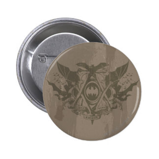Batman-städtische Legenden - das dunkle Ritter-Wap Runder Button 5,7 Cm