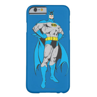 Batman-Stände 2 Barely There iPhone 6 Hülle