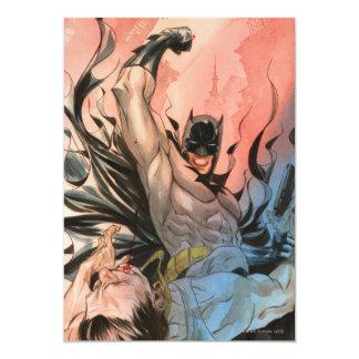 Batman - Straßen von Gotham #13 Abdeckung 12,7 X 17,8 Cm Einladungskarte