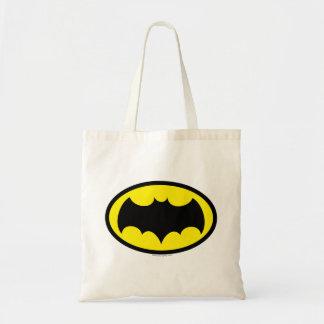 Batman-Symbol Budget Stoffbeutel