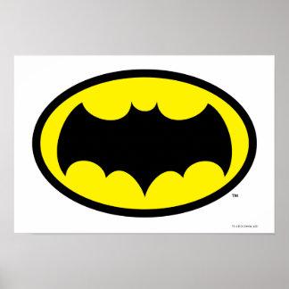 Batman-Symbol Poster