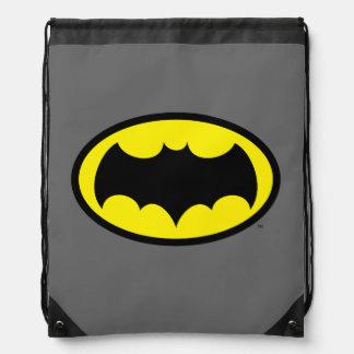Batman-Symbol Sportbeutel
