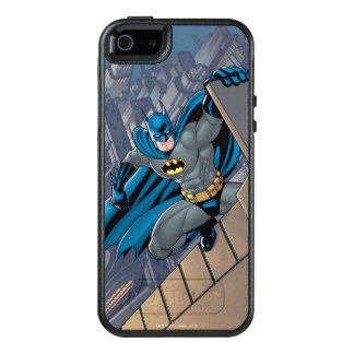 Batman-Szenen - hängend von der Leiste OtterBox iPhone 5/5s/SE Hülle
