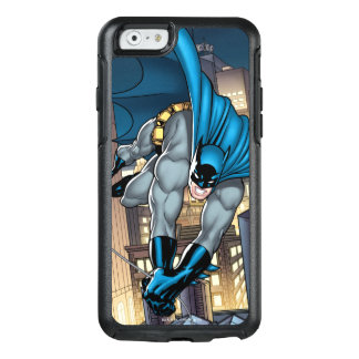 Batman-Szenen - niedrig schwingend OtterBox iPhone 6/6s Hülle
