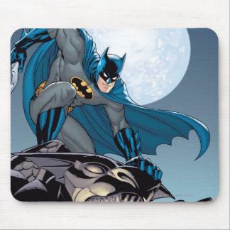 Batman-Szenen - Wasserspeier Mauspads