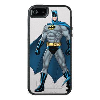 Batman-Tritte OtterBox iPhone 5/5s/SE Hülle