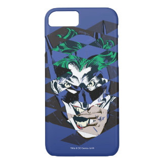 Batman und die Joker-Collage iPhone 8/7 Hülle