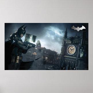 Batman und Oracle Poster